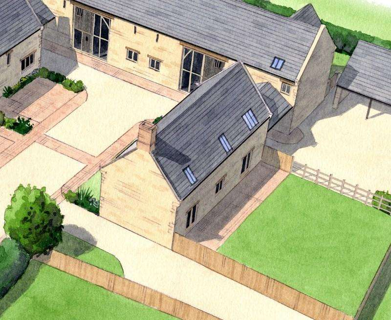 3 Bedrooms Detached House for sale in Upper Benefield, Near Oundle, PE8