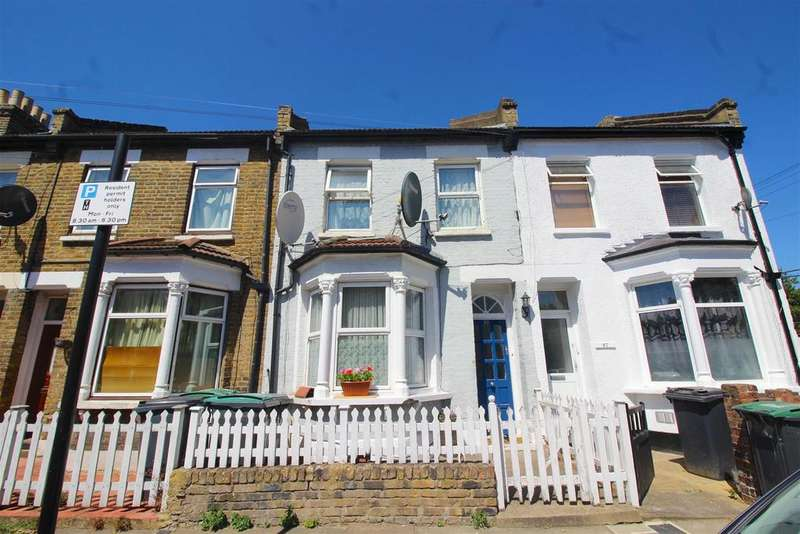 3 Bedrooms Terraced House for sale in Scales Road, London