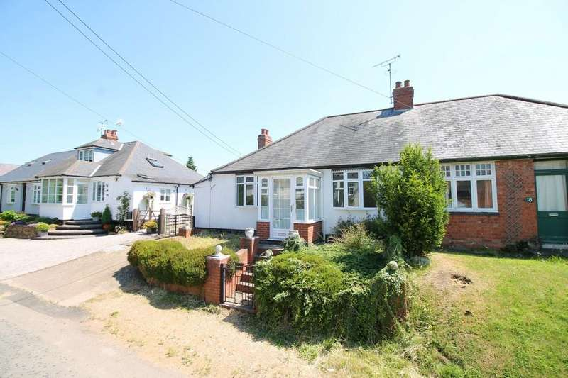 3 Bedrooms Semi Detached Bungalow for sale in Westhorpe, Sibbertoft
