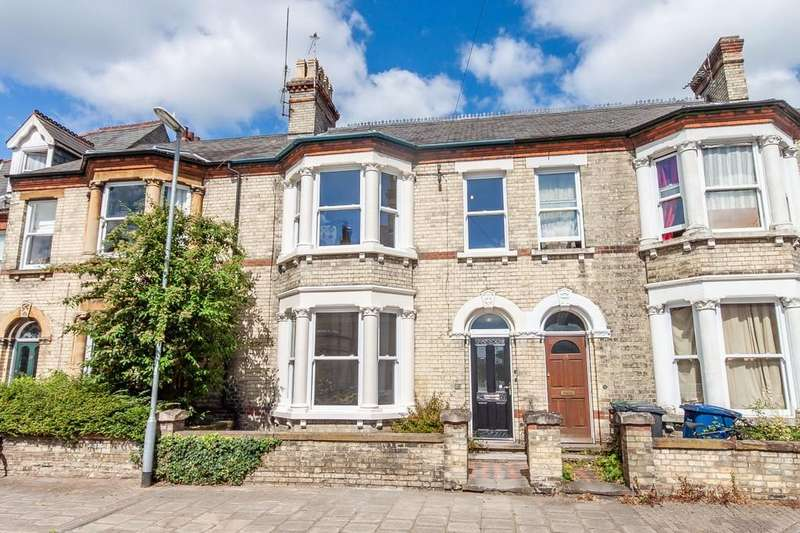 4 Bedrooms Terraced House for sale in Willis Road, Cambridge