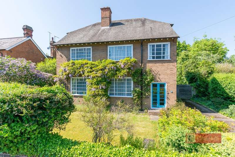 4 Bedrooms House for sale in Ware Road, Hertford
