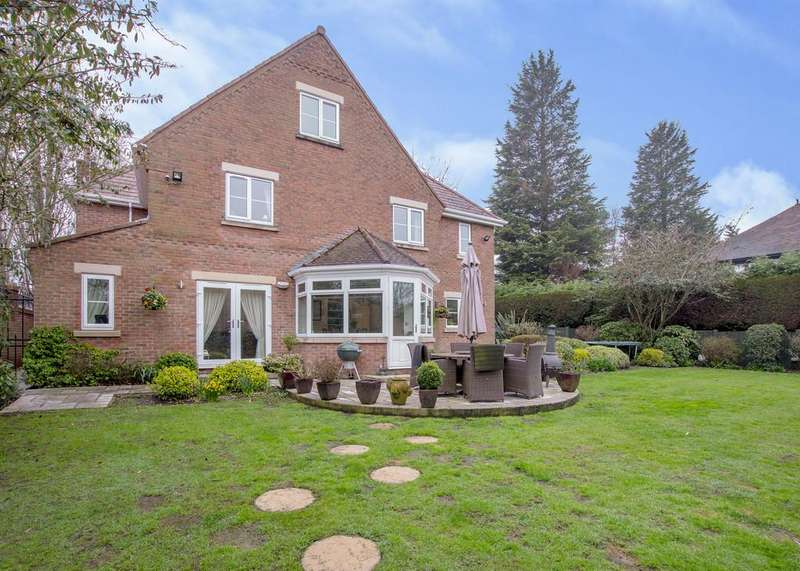 5 Bedrooms Detached House for sale in 67A Bawtry Road