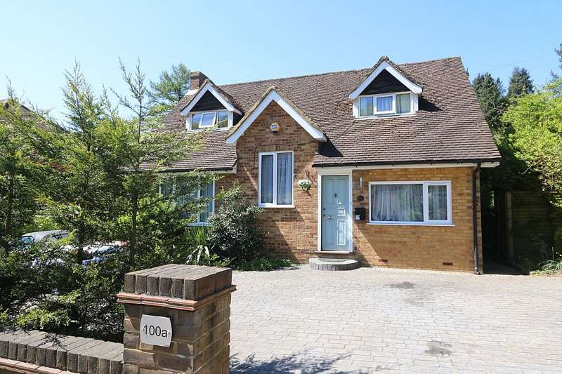 3 Bedrooms Detached House for sale in Station Road, AMERSHAM, Buckinghamshire, HP7 0AS