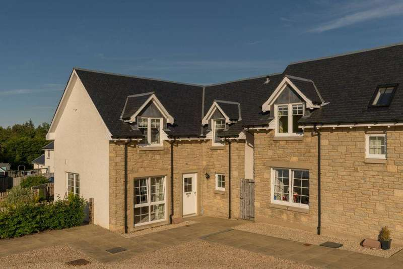 4 Bedrooms Detached House for sale in 12 Mauricewood Steadings, Penicuik, EH26 0RW