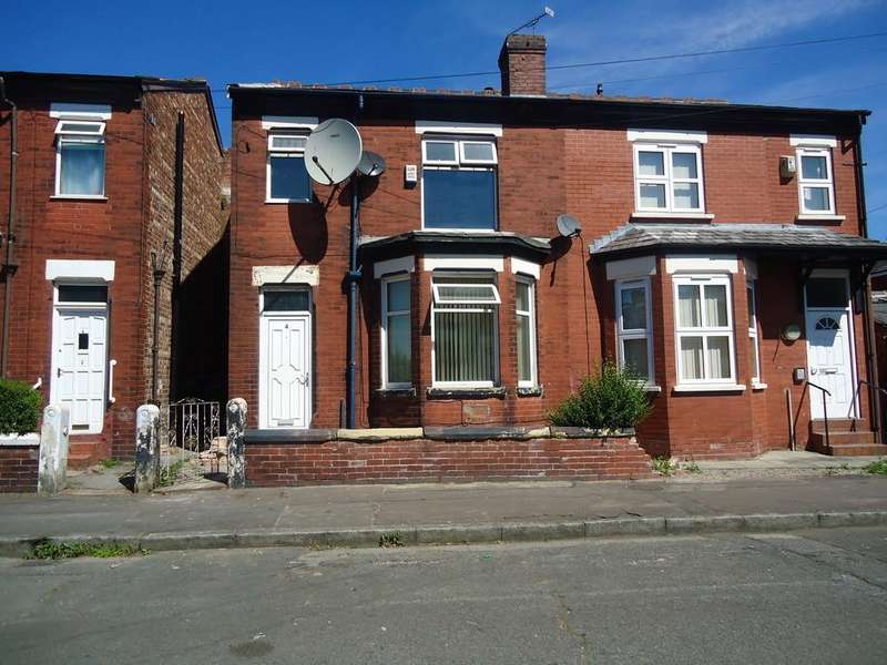 3 Bedrooms Semi Detached House for sale in Sedgley Road, Manchester