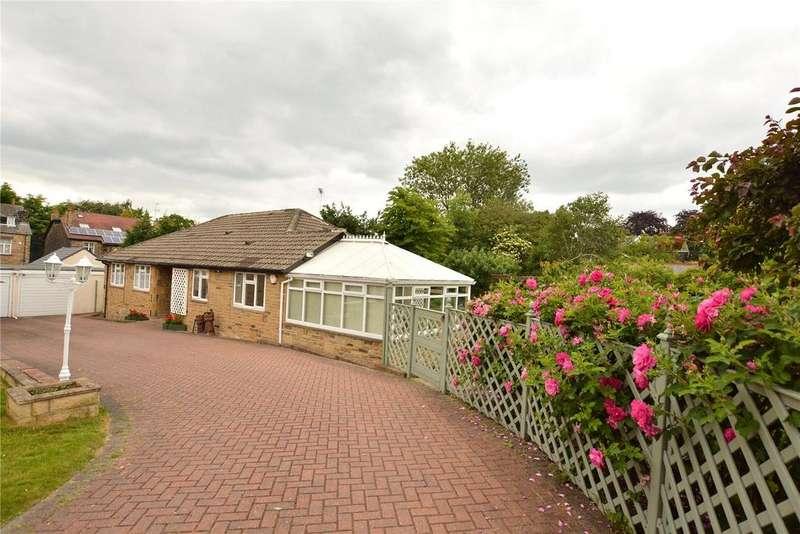 3 Bedrooms Detached Bungalow for sale in Heatherley, Springwood Gardens, Oakwood, Leeds