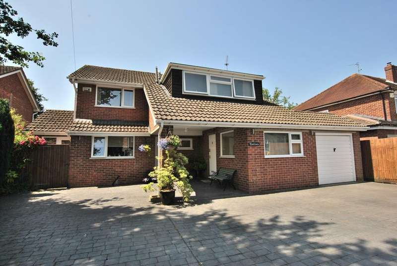 5 Bedrooms Detached House for sale in Boundary Close, Tilehurst, Reading, RG31