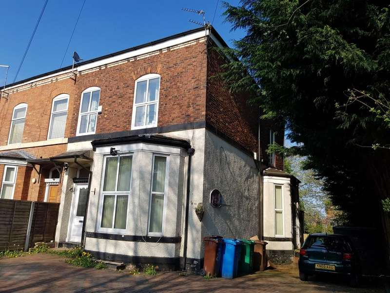 6 Bedrooms Semi Detached House for sale in St. Marys Hall Road, Crumpsall