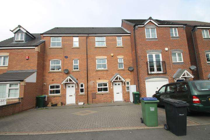 3 Bedrooms Terraced House for sale in Anchor Drive, Tividale, Tipton, DY4