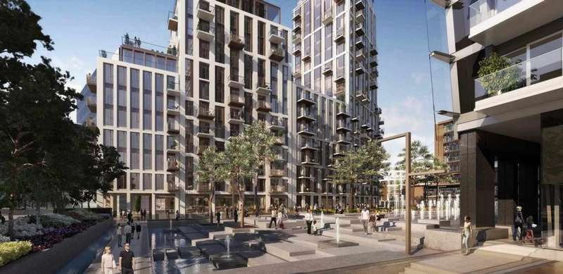 3 Bedrooms Apartment Flat for sale in Cashmere Wharf, London Dock, Wapping, E1W