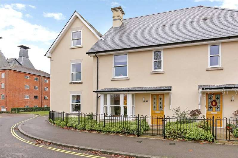 3 Bedrooms Terraced House for sale in Brewery Lane, Romsey, Hampshire, SO51