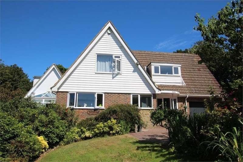 5 Bedrooms Detached House for sale in Denehurst Gardens, HASTINGS, East Sussex