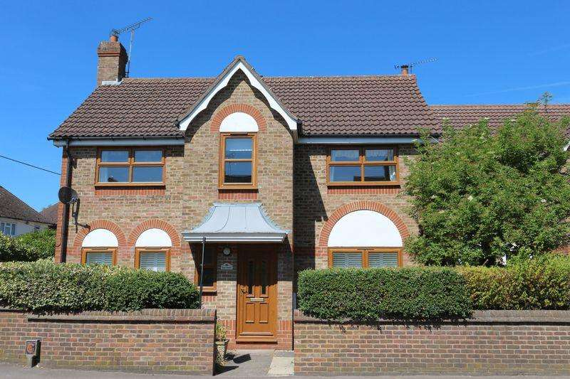 4 Bedrooms Detached House for sale in High Street, Eaton Bray