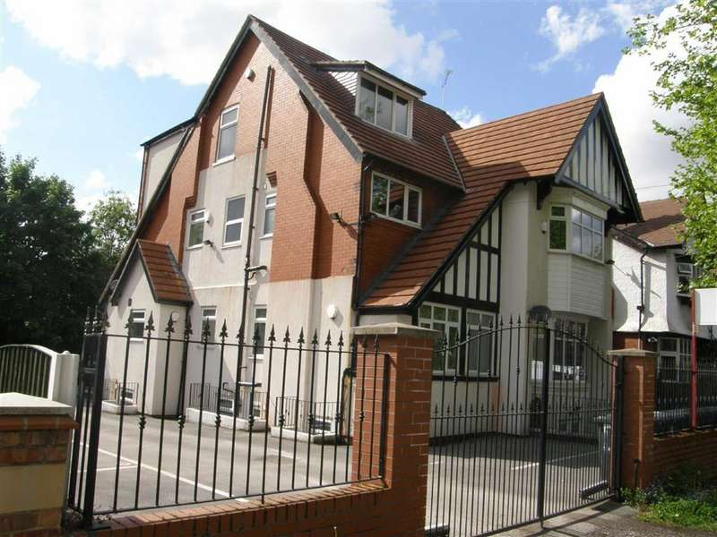2 Bedrooms Apartment Flat for sale in Woodlands Road, Whalley Range