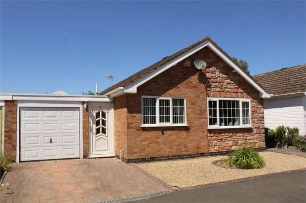 3 Bedrooms Detached Bungalow for sale in Lutterworth