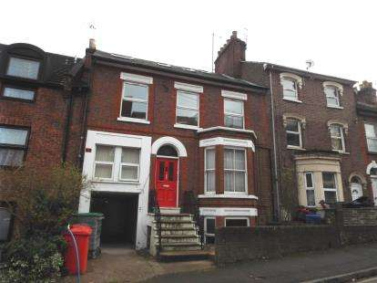 2 Bedrooms Flat for sale in Rothesay Road, Luton, Bedfordshire