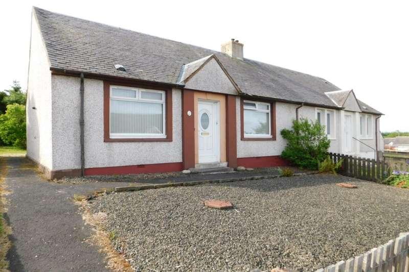 2 Bedrooms Semi Detached Bungalow for sale in Calder Drive, Shotts, ML7