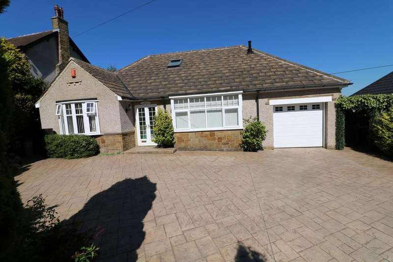 4 Bedrooms Detached Bungalow for sale in Beech Croft, Halifax Road, Brighouse, HD6 2QA