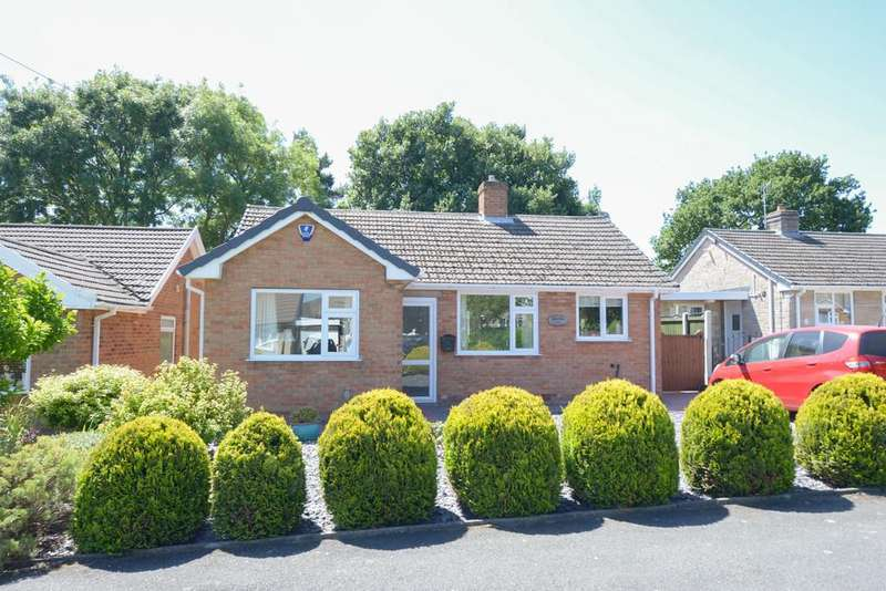 2 Bedrooms Detached Bungalow for sale in Dorothy Vale, Ashgate , Chesterfield