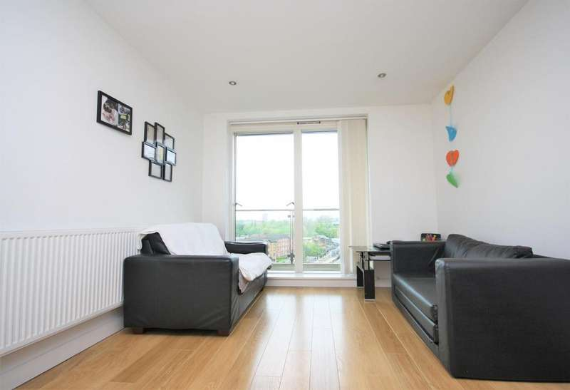 1 Bedroom Flat for sale in Baquba Building, Lewisham, SE13