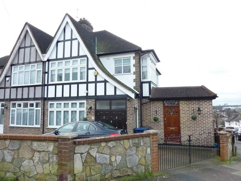 3 Bedrooms Semi Detached House for sale in Cecil Road, Southgate