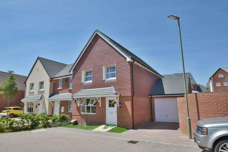 4 Bedrooms End Of Terrace House for sale in Horse Guards Crescent, Andover