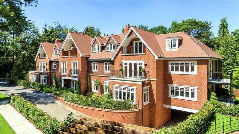 3 Bedrooms Flat for sale in Heathfield Avenue, Sunninghill, Berkshire, SL5