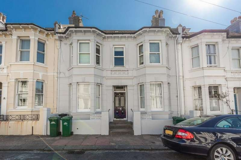 2 Bedrooms Flat for sale in Stafford Road Brighton East Sussex BN1