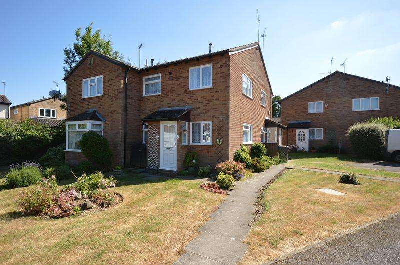 1 Bedroom End Of Terrace House for sale in Speedwell Close, Luton
