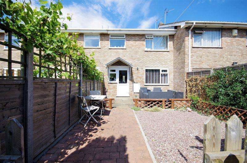 3 Bedrooms Terraced House for sale in Linnet Close, Patchway, Bristol