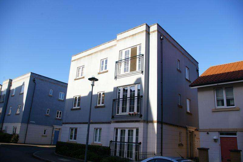 2 Bedrooms Apartment Flat for sale in Eastcliff, Portishead