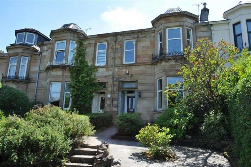 5 Bedrooms Town House for sale in 6 May Terrace, Mount Florida, G42 9XF