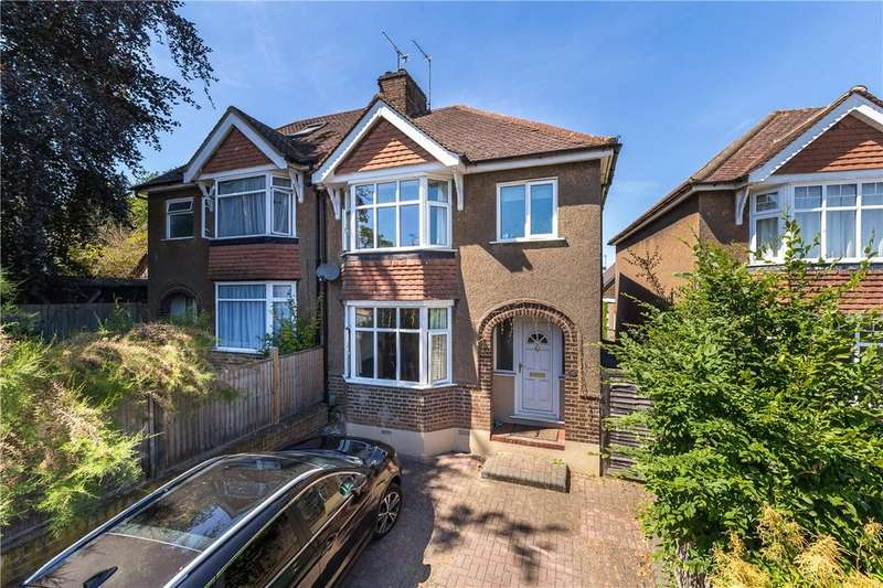 3 Bedrooms Semi Detached House for sale in Ox Lane, Harpenden, Hertfordshire