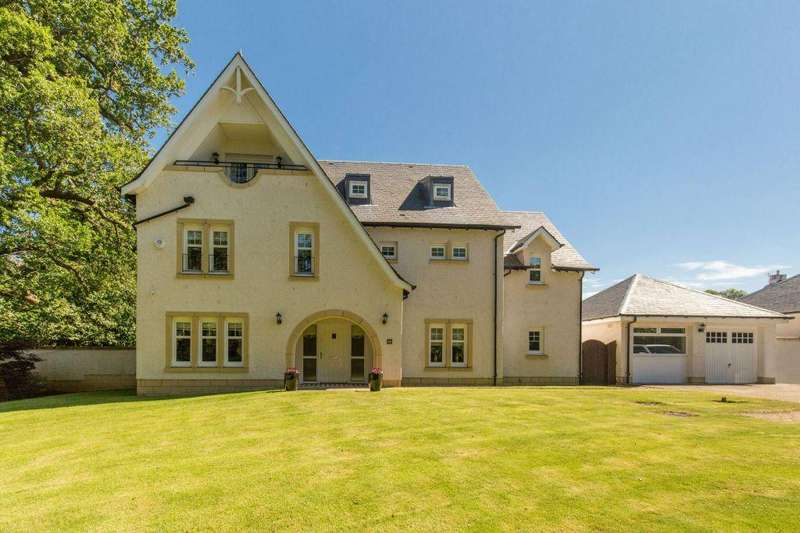 6 Bedrooms Detached House for sale in 16 Redhall House Avenue, Craiglockhart, EH14 1JJ