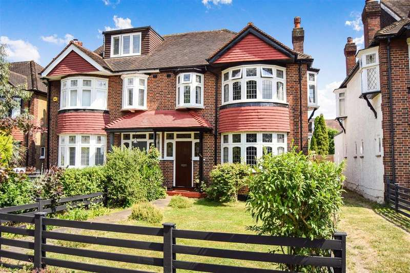 3 Bedrooms House for sale in Cannon Hill Lane, London