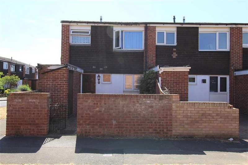 3 Bedrooms End Of Terrace House for sale in Mendip Close, Langley, Berkshire