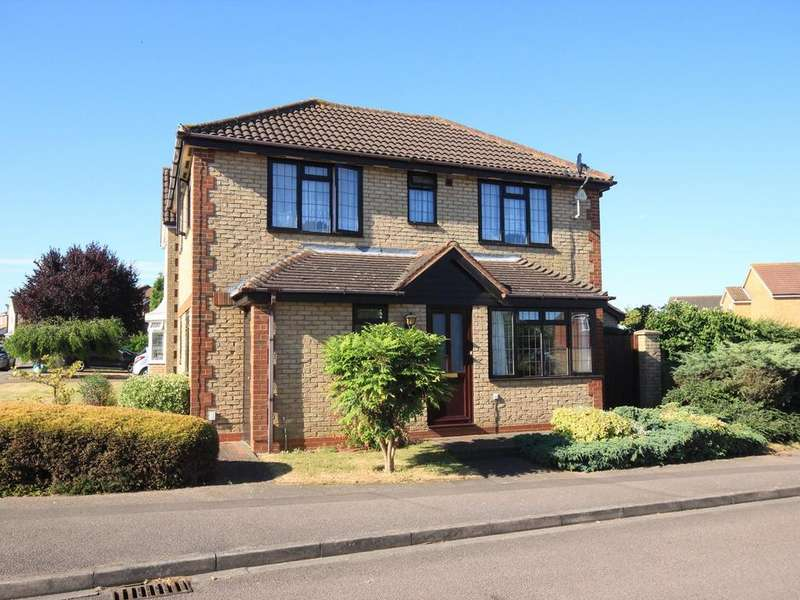 3 Bedrooms Detached House for sale in Salisbury Road, Flitwick, MK45