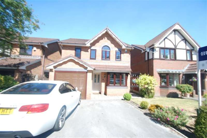 3 Bedrooms Detached House for sale in Rayners Close, Stalybridge, Cheshire , SK15 1TJ
