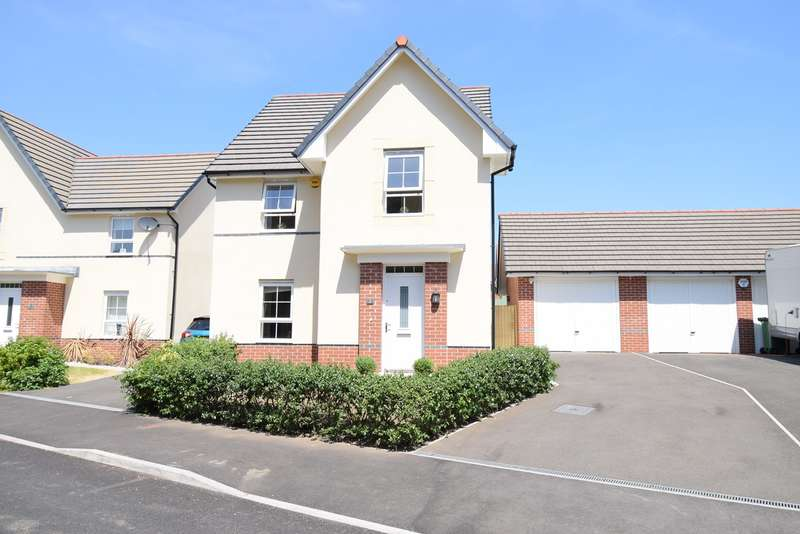 4 Bedrooms Detached House for sale in Chapel Walk, Penygarn, Pontypool, NP4