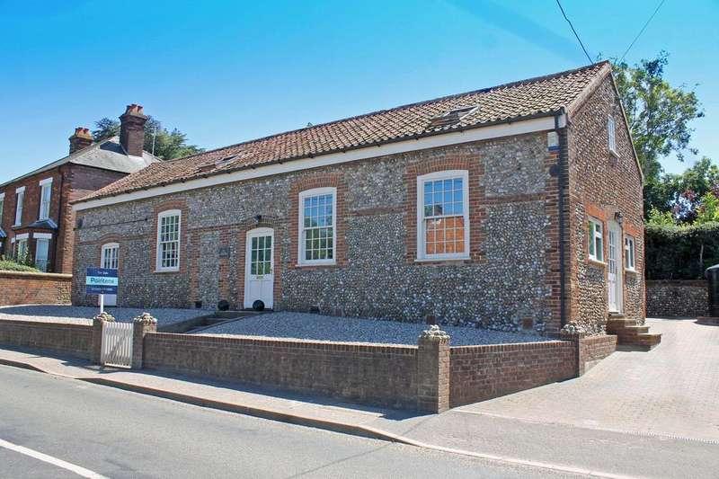 3 Bedrooms Unique Property for sale in 173, Fakenham Road, Briston, Melton Constable NR24