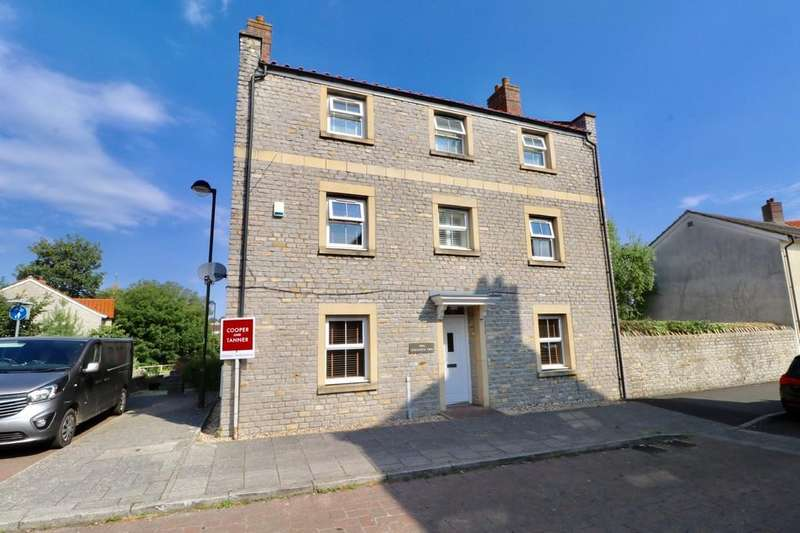 4 Bedrooms Semi Detached House for sale in Clockhouse View, Street