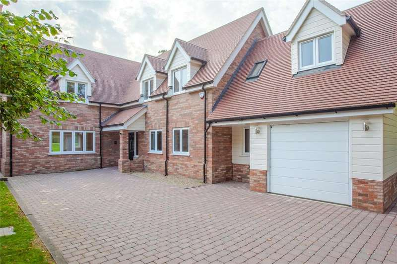 4 Bedrooms Detached House for sale in Park House, Elton Park, Hadleigh Road, Ipswich, IP2