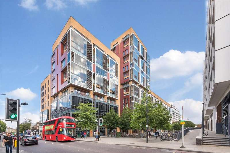 3 Bedrooms Flat for sale in Dalston Square, Blues Street, Dalston, London