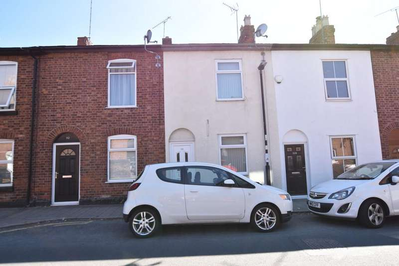 2 Bedrooms Terraced House for sale in Westminster Road, Hoole