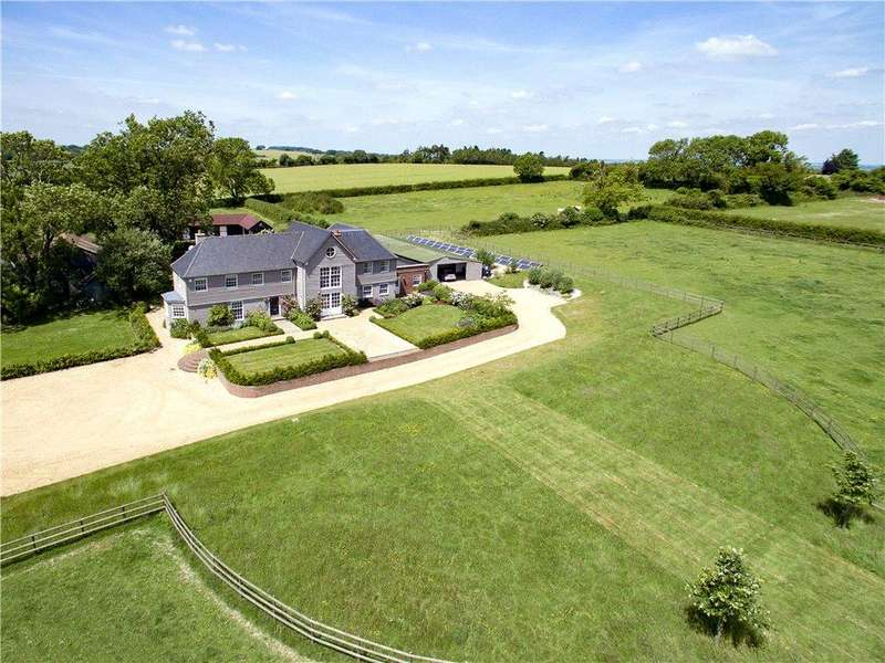 7 Bedrooms Detached House for sale in Beauworth, Alresford, Hampshire, SO24