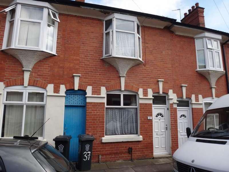3 Bedrooms Terraced House for sale in Glossop Street, Off Evington Road, Evington