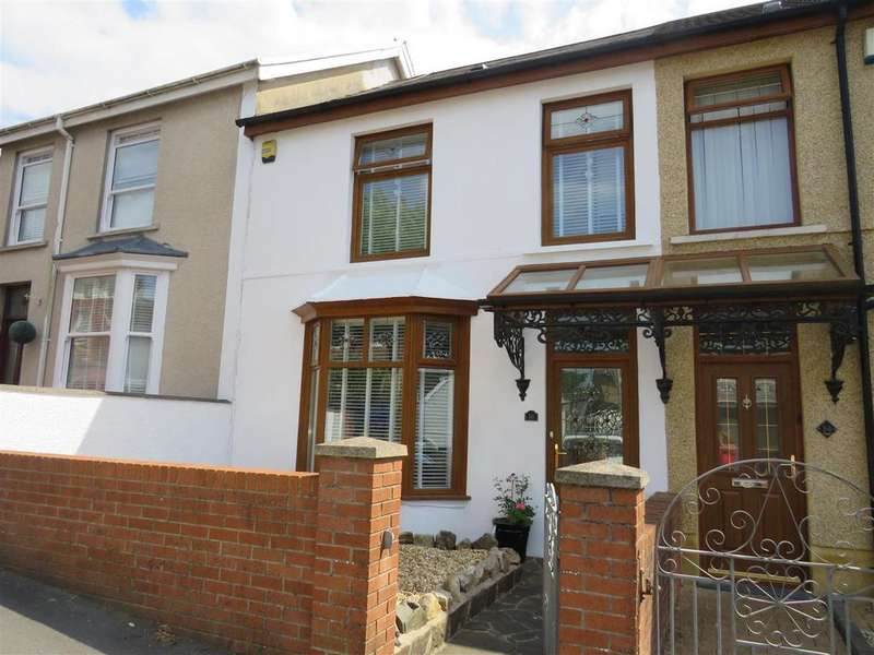 3 Bedrooms Terraced House for sale in Palace Avenue, Llanelli