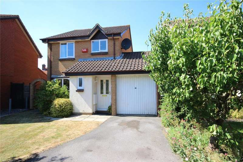 3 Bedrooms Detached House for sale in The Crunnis, Bradley Stoke, Bristol, BS32