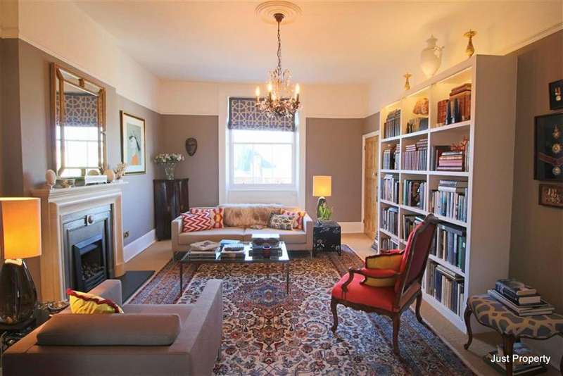4 Bedrooms Apartment Flat for sale in Robertson Terrace, Hastings