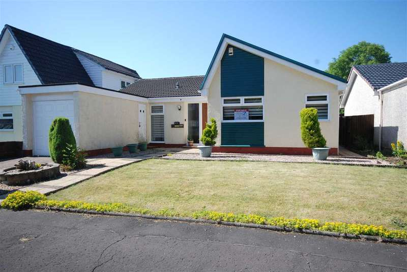 3 Bedrooms Bungalow for sale in Hoylake Square, Kilwinning